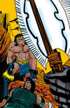Cover for Samson Classics (Windmill Comics, 2017 series) #2 [Virgin Cover]