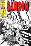Cover for Samson Classics (Windmill Comics, 2017 series) #2 [Zwart/Wit]