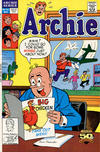 Cover for Archie (Archie, 1959 series) #387 [Direct]