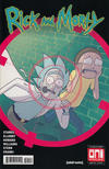 Cover for Rick and Morty (Oni Press, 2015 series) #41 [Cover A - Marc Ellerby]