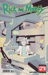 Cover for Rick and Morty (Oni Press, 2015 series) #41 [Cover B - Kyle Smart]