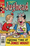 Cover for Archie's Pal Jughead Comics (Archie, 1993 series) #60 [Newsstand]