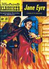 Cover for Illustrierte Klassiker [Classics Illustrated] (Norbert Hethke Verlag, 1991 series) #91 - Jane Eyre