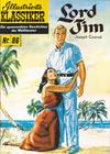 Cover for Illustrierte Klassiker [Classics Illustrated] (Norbert Hethke Verlag, 1991 series) #86 - Lord Jim