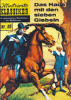 Cover for Illustrierte Klassiker [Classics Illustrated] (Norbert Hethke Verlag, 1991 series) #88 - Das Haus mit den sieben Giebeln