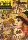 Cover for Illustrierte Klassiker [Classics Illustrated] (Norbert Hethke Verlag, 1991 series) #92 - Kleopatra