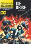 Cover for Illustrierte Klassiker [Classics Illustrated] (Norbert Hethke Verlag, 1991 series) #93 - Die Krise