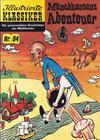 Cover for Illustrierte Klassiker [Classics Illustrated] (Norbert Hethke Verlag, 1991 series) #94 - Münchhausens Abenteuer