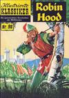 Cover for Illustrierte Klassiker [Classics Illustrated] (Norbert Hethke Verlag, 1991 series) #96 - Robin Hood