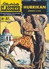 Cover for Illustrierte Klassiker [Classics Illustrated] (Norbert Hethke Verlag, 1991 series) #97 - Hurrikan