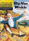 Cover for Illustrierte Klassiker [Classics Illustrated] (Norbert Hethke Verlag, 1991 series) #99 - Rip Van Winkle