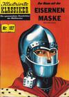 Cover for Illustrierte Klassiker [Classics Illustrated] (Norbert Hethke Verlag, 1991 series) #102 - Der Mann mit der eisernen Maske