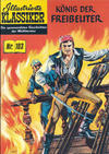 Cover for Illustrierte Klassiker [Classics Illustrated] (Norbert Hethke Verlag, 1991 series) #103 - König der Freibeuter