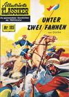 Cover for Illustrierte Klassiker [Classics Illustrated] (Norbert Hethke Verlag, 1991 series) #105 - Unter zwei Fahnen