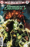 Cover for Green Lanterns (DC, 2016 series) #1 [Second Printing]
