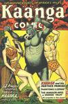 Cover for Kaänga Comics (Fiction House, 1949 series) #1
