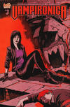 Cover for Vampironica (Archie, 2018 series) #3 [Cover 2 - Francesco Francavilla]
