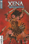 Cover for Xena (Dynamite Entertainment, 2018 series) #6