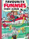 Cover for Favourite Funnies Comic Album (World Distributors, 1950 ? series) #1