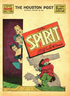 Cover Thumbnail for The Spirit (1940 series) #1/19/1941 [Houston Post Edition]