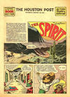 Cover Thumbnail for The Spirit (1940 series) #1/26/1941 [Houston Post Edition]