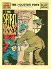 Cover Thumbnail for The Spirit (1940 series) #2/9/1941 [Houston Post Edition]
