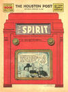 Cover Thumbnail for The Spirit (1940 series) #2/16/1941 [Houston Post Edition]