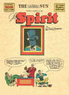 Cover Thumbnail for The Spirit (1940 series) #3/16/1941 [Baltimore Sun Edition]