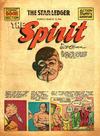 Cover Thumbnail for The Spirit (1940 series) #3/23/1941 [Newark NJ Edition]
