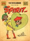 Cover Thumbnail for The Spirit (1940 series) #4/6/1941 [Newark NJ Edition]