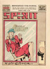 Cover Thumbnail for The Spirit (1940 series) #4/27/1941 [Minneapolis Star Journal Edition]