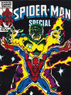 Cover for Spider-Man Summer Special (Marvel UK, 1979 series) #[1986]