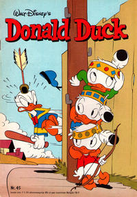 Cover Thumbnail for Donald Duck (Oberon, 1972 series) #45/1978
