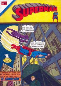 Cover Thumbnail for Supermán (Editorial Novaro, 1952 series) #1016