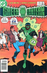 Cover Thumbnail for Green Lantern (DC, 1960 series) #183 [Canadian]