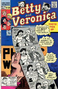 Cover Thumbnail for Betty and Veronica (Archie, 1987 series) #28 [Direct]