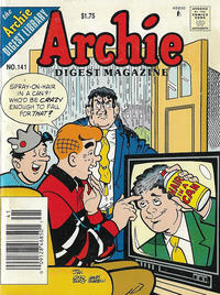Cover Thumbnail for Archie Comics Digest (Archie, 1973 series) #141 [Newsstand]