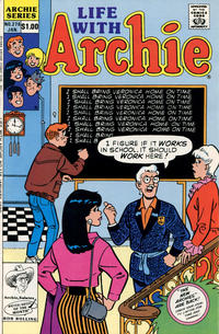 Cover Thumbnail for Life with Archie (Archie, 1958 series) #276 [Direct]