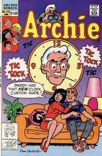Cover Thumbnail for Archie (Archie, 1959 series) #378 [Direct]