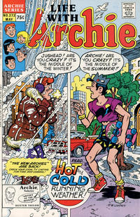 Cover Thumbnail for Life with Archie (Archie, 1958 series) #272 [Direct]