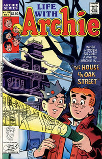 Cover Thumbnail for Life with Archie (Archie, 1958 series) #278 [Direct]