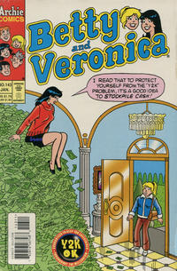 Cover Thumbnail for Betty and Veronica (Archie, 1987 series) #143 [Direct Edition]