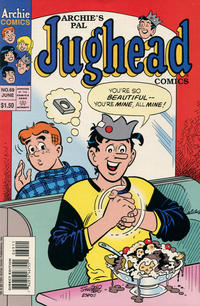 Cover Thumbnail for Archie's Pal Jughead Comics (Archie, 1993 series) #69 [Direct Edition]