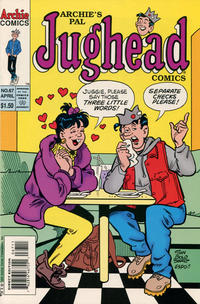 Cover Thumbnail for Archie's Pal Jughead Comics (Archie, 1993 series) #67 [Direct Edition]