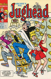 Cover Thumbnail for Archie's Pal Jughead Comics (Archie, 1993 series) #47 [Direct]