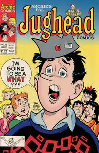 Cover Thumbnail for Archie's Pal Jughead Comics (Archie, 1993 series) #46 [Direct]