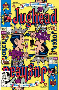 Cover Thumbnail for Jughead (Archie, 1987 series) #33 [Direct]