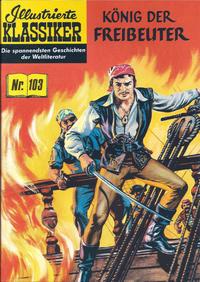 Cover Thumbnail for Illustrierte Klassiker [Classics Illustrated] (Norbert Hethke Verlag, 1991 series) #103 - König der Freibeuter