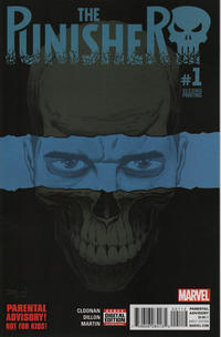 Cover Thumbnail for The Punisher (Marvel, 2016 series) #1 [Second Printing Variant]