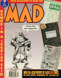 Cover Thumbnail for Tales Calculated to Drive You Mad (EC, 1997 series) #7 [Newsstand]